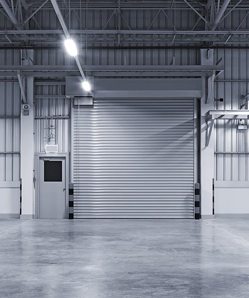 Bodenplatte Industriehallen